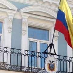 Cancillería presentó a los nuevos embajadores del país en distintos países. Foto: Ecuavisa