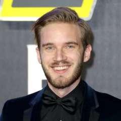 """El sueco PewDiePie, el """"vlogger"""" de más éxito en YouTube, recibió críticas por utilizar insultos y referencias antisemitas en algunos de sus videos."""