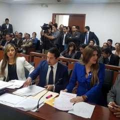QUITO, Ecuador.- La autoridad confirmó acción de protección a favor de asambleísta socialcristiana. Foto: Twitter Cristina Reyes.