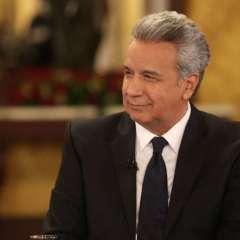 """Moreno mencionó que Consejo de Participación debe ser elegido con """"rigurosos requisitos"""". Foto: Twitter Presidencia."""