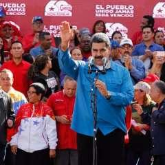 CARACAS, Venezuela.- El 4 de febrero se escogerá formalmente al candidato oficialista del PSUV. Foto: Twitter Defensa Venezuela.