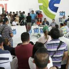 Los disidentes de Alianza País esperan ser reconocidos como partido político. Foto: Twitter Movimiento Revolución Ciudadana.