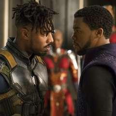 """""""Black Panther"""" podría ganar entre 172 y 198 millones de dólares en su primer fin de semana. Foto: Marvel Estudios Vía AP."""