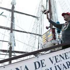 "Maduro aseguró que ""por aire, tierra o mar"" llegara a Cumbre de las Américas. Foto: Twitter @PresidencialVen"