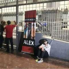 El actor fue sentenciado a cinco años de privación de libertad. Foto: Twitter @GarciaLadyL