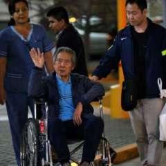 Fujimori puede volver a prisión después de haber sido indultado. Foto: Archivo