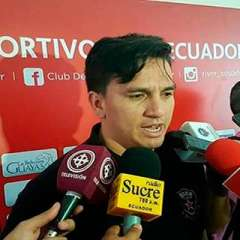 Pool Gavilánez tildó de acomplejado al árbitro Marlon Vera luego del partido entre el City y Técnico Universitario.