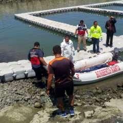 MANTA, Ecuador.- El accidente aéreo terminó con la vida de los 3 tripulantes que viajaban en la aeronave. Foto: Twitter FF.AA.