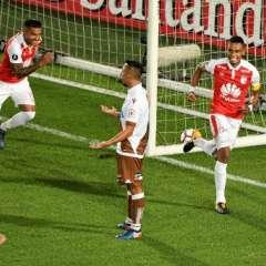 Santa Fe se impuso al chileno Santiago Wanderers y jugará la fase de grupos.