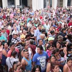Guayaquil celebra el carnaval con una mega fiesta. Foto: captura de video