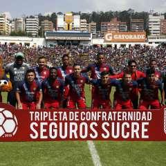 El presidente del club ecuatoriano aseguró que la próxima semana llegaría una propuesta oficial. Foto: API