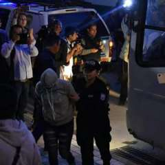 Según fiscal del caso, red está vinculada con crimen de Emilia Benavides. Foto: Twitter @isisnicol1