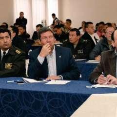 El acuerdo pretende establecer un protocolo de procedimiento entre ambas instituciones. Foto: Fiscalía Ecuador