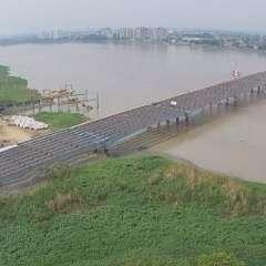 El nuevo puente tiene previsto inaugurarse el próximo 17 de abril. Foto: archivo