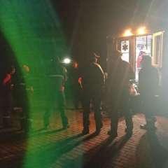 Accidente en Nanegalito ocurrió la noche del domingo 18 de marzo, cerca de las 20H00.