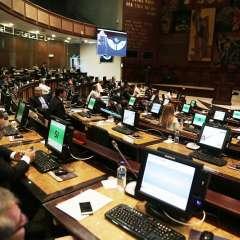 Moreno dio a conocer que Secretaría de Inteligencia será eliminada. Foto: Flickr Asamblea