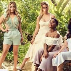 """Las cantantes audicionaron como solistas para la competencia de talento """"The X Factor"""" en 2012. Foto: Instagram Fifth Harmony."""