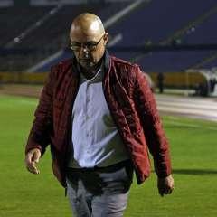 El entrenador uruguayo aseguró que sus cambios empeoraron el funcionamiento del equipo. Foto: API