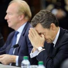Sarkozy puede permanecer en detención provisional hasta 48 horas. Foto: Archivo AFP