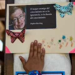 Los funerales de Hawking serán el 31 de marzo en Cambridge. Foto: AFP