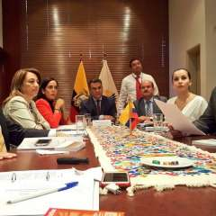 EL CAL da paso al juicio político al fiscal Carlos Baca. Foto: Archivo - Ecuavisa