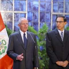 Congreso peruano debatirá renuncia el jueves y votará el viernes si la aceptan. Foto: Archivo Flickr Presidencia Perú