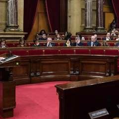 Elección de un nuevo presidente catalán bloqueada de momento. Foto: AFP