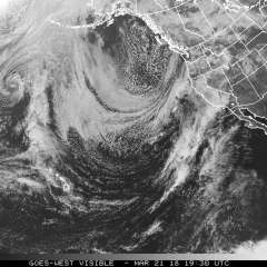 Algunas zonas del sur de California registraron el miércoles lluvias récord. Foto: AP