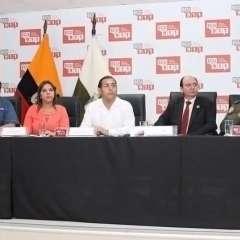 Autoridades sugerirán a presidente Moreno extender el estado de excepción en Esmeraldas. Foto: Fiscalía