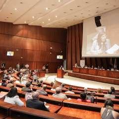 El Consejo de Administración Legisaltiva se reunirá esta tarde y podría tratar el tema. Foto: Asamblea