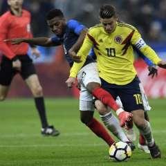 Colombia mantiene su invicto ante equipos europeos en la era José Pekerman.
