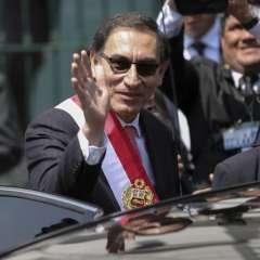 El desafío de Vizcarra se centra en la relación con un Congreso dominado por la oposición. Foto: AFP
