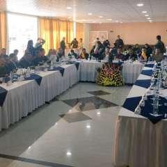 La reunión dará seguimiento a los compromisos alcanzados en la cumbre binacional. Foto: Ministerio del Interior Ecuador