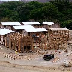 El Instituto Geofísico (IG) ha registrado más de 4.535 réplicas.   Foto: Plan Reconstruyo Ecuador