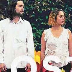 Actores de la obra Los 7 días. Foto: Microteatro Quito.