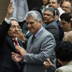 Miguel Díaz-Canel es el nuevo presidente de Cuba. Foto: AFP