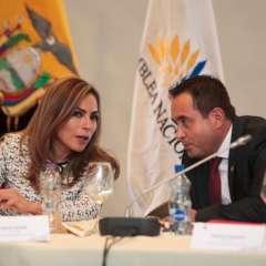 Fiscalización aprueba informe para continuar juicio político a Baca. Foto: API