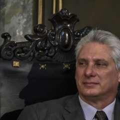 Miguel Díaz-Canel, ingeniero electrónico de 57 años, es el número dos del gobierno. Foto: AFP