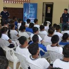 Las clases en Mataje comenzarán el 23 de abril. Foto: Archivo - Ecuavisa