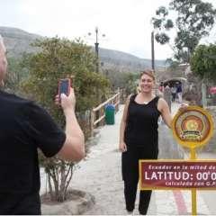 Arribo de turistas extranjeros a Ecuador creció en un 47%. Foto: ElCiudadano.gob.ec