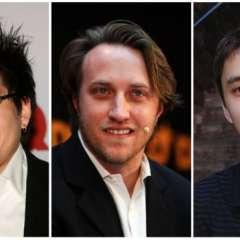 Steve Chen, Chad Hurley y Jawed Karim fueron los creadores de la primera versión de YouTube. (Foto: Getty Images/Jawed Karim)