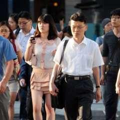 Los surcoreanos trabajaron un promedio de 2.069 horas el año pasado.