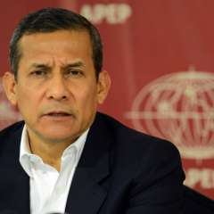 Tribunal ordena en Perú liberar a expresidente Humala y su esposa. Foto: AFP