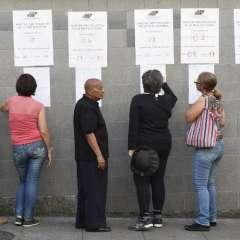 Unos 20,5 millones de electores están llamados a los comicios adelantados. Foto: AFP