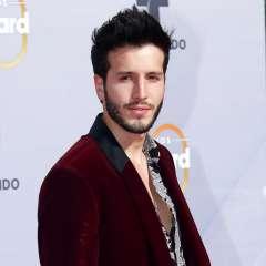 Sebastián Yatra en los Premios Billboard de la Música Latina. Foto: AP.