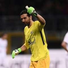 El portero italiano dejó la Juventus tras 17 años. Foto: MARCO BERTORELLO / AFP