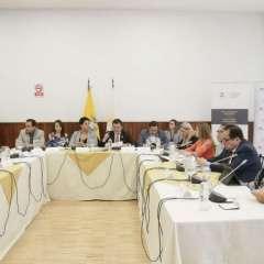 Los interpelantes acusan al organismo de irregularidades en concursos de fiscales. Foto: Asamblea.