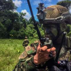 Por Venezuela y Ecuador salen múltiples cargamentos de droga. Foto: Archivo AFP