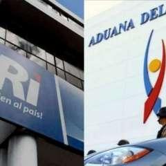 Marisol Andrade va al SRI y Carlos Andretta a la Senae. Foto: Collage