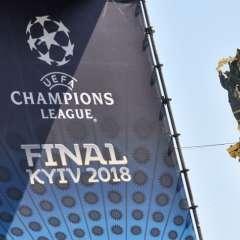 KIEV, Ucrania.- Miles de hinchas de los equipos finalistas llegarán hasta el sábado 26 de mayo a esta ciudad. Foto: AFP
